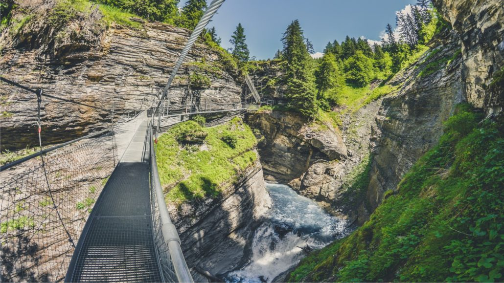 Klettersteig Leukerbad : Dav main spessart klettersteig schweiz gemmi